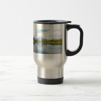Grand Teton Mountains Coffee Mugs