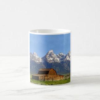 Grand Teton mountains Mugs