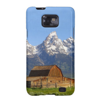 Grand Teton mountains Samsung Galaxy SII Cover