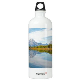 Grand Teton Mountains SIGG Traveler 1.0L Water Bottle