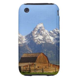 Grand Teton mountains Tough iPhone 3 Case
