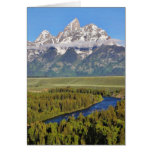 Grand Teton National Park 3 Greeting Card