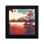 Grand Teton National Park Art Gift Box