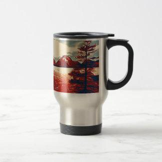 Grand Teton National Park Art Mugs