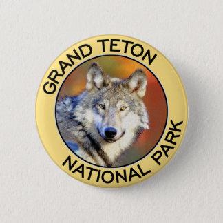 Grand Teton National Park Button