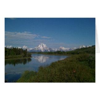 Grand Teton National Park Card