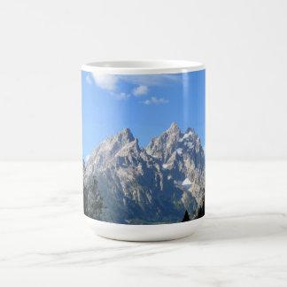 Grand Teton National Park Classic White Coffee Mug