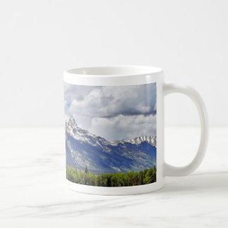Grand Teton National Park. Classic White Coffee Mug