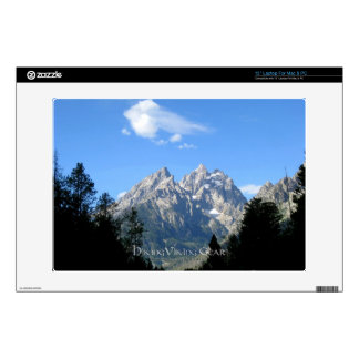 Grand Teton National Park Decals For Laptops
