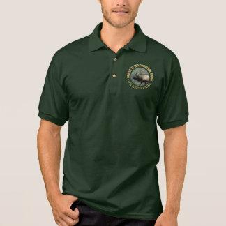 Grand Teton National Park (elk) Polo Shirt