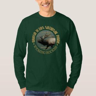 Grand Teton National Park (elk) T-Shirt