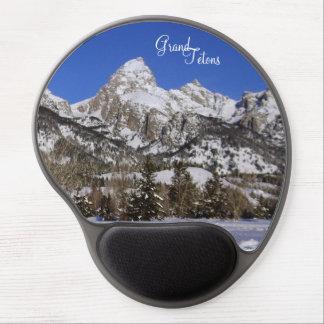 Grand Teton National Park Gel Mouse Pad
