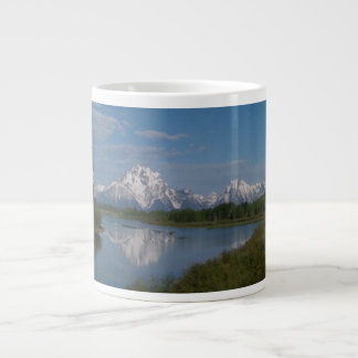 Grand Teton National Park Giant Coffee Mug