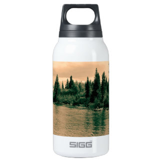 Grand Teton National Park. Gorgeous landscape Insulated Water Bottle