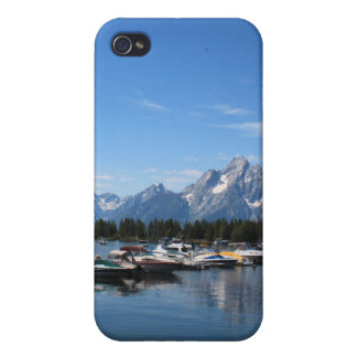Grand Teton National Park iPhone 4/4S Case