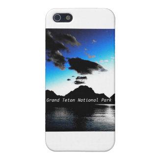 Grand Teton National Park iPhone 5 Case