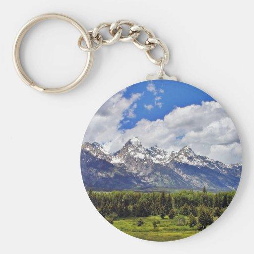 Grand Teton National Park. Key Chains