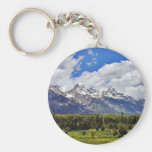 Grand Teton National Park. Keychain