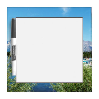 Grand Teton National Park landscape photography. Dry Erase Board