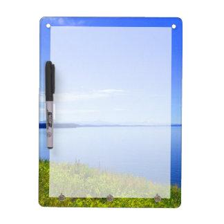 Grand Teton National Park.  Landscape photography Dry-Erase Board