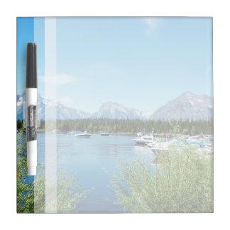 Grand Teton National Park landscape photography. Dry-Erase Boards