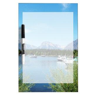 Grand Teton National Park landscape photography. Dry Erase Whiteboards