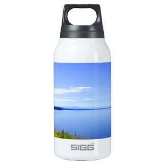 Grand Teton National Park.  Landscape photography Insulated Water Bottle