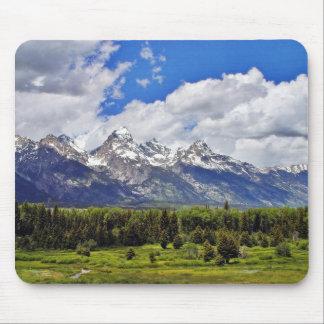 Grand Teton National Park. Mouse Pad