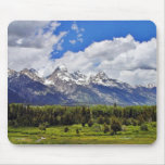 Grand Teton National Park. Mousepads