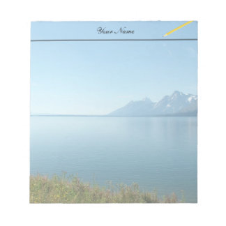 Grand Teton National Park. Memo Notepads
