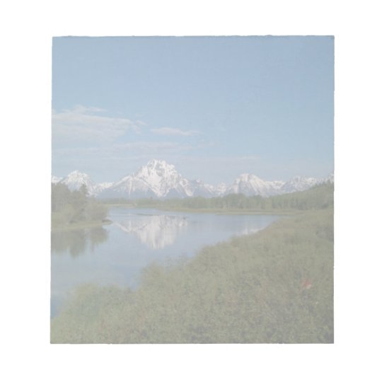 Grand Teton National Park Notepad