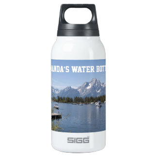 Grand Teton  National Park photography Insulated Water Bottle