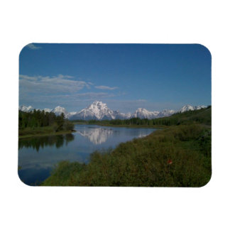 Grand Teton National Park Rectangular Photo Magnet