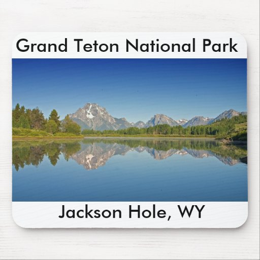 Grand Teton National Park Series 10 Mouse Pads
