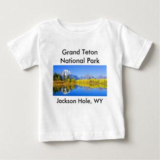 Grand Teton National Park Series 1 Baby T-Shirt