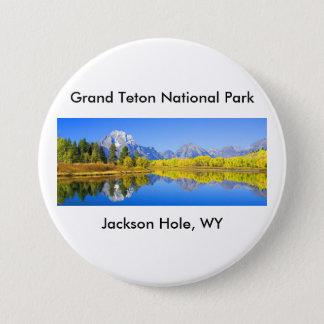 Grand Teton National Park Series 1 Button