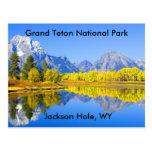 Grand Teton National Park Series 1 Postcard