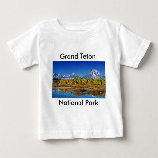 Grand Teton National Park Series 3 Baby T-Shirt