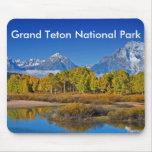 Grand Teton National Park Series 3 Mousepad