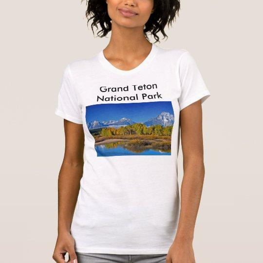 Grand Teton National Park Series 3 T-Shirt