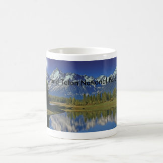 Grand Teton National Park Series 4 Coffee Mug