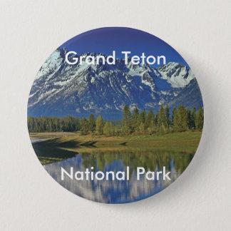 Grand Teton National Park Series 4 Pinback Button