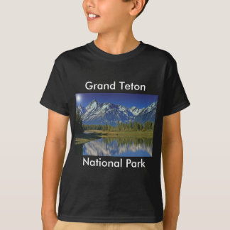 Grand Teton National Park Series 4 T-Shirt