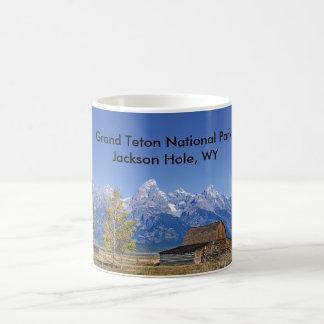 Grand Teton National Park Series 5 Classic White Coffee Mug