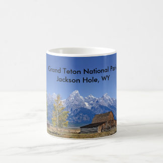 Grand Teton National Park Series 5 Coffee Mug