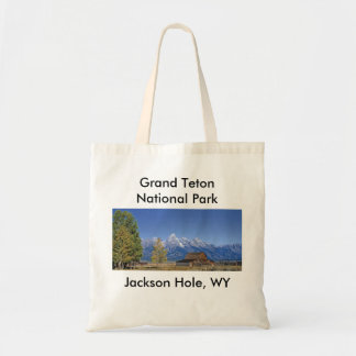 Grand Teton National Park Series 5 Tote Bag