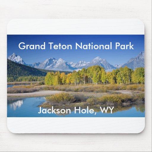Grand Teton National Park Series 6 Mousepads