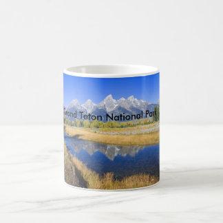 Grand Teton National Park Series 7 Coffee Mug