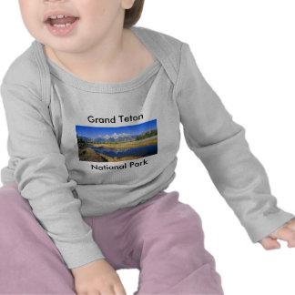 Grand Teton National Park Series 7 Tshirts
