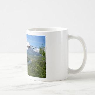 Grand Teton National Park Series 8 Mug